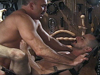 Kinky Mature Hunks in love