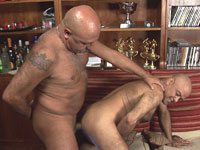 Ova Takes A Pounding From Older Gay Daddy Eduardo